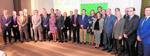 Transportes El Mosca, Premio Herentia como empresa familiar del año